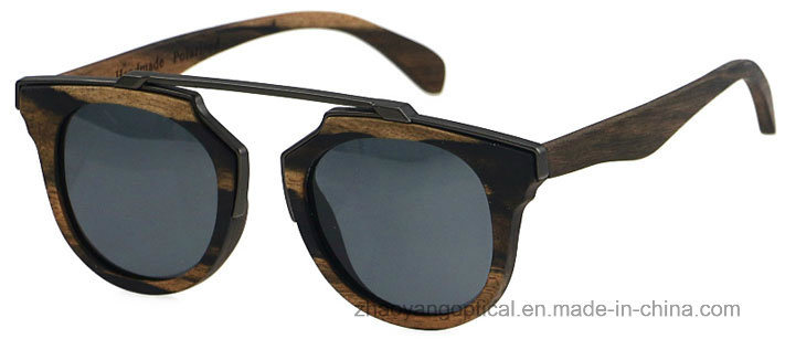 Wholesale Hot Style Custom Handmade Wooden Sunglasses with Logo