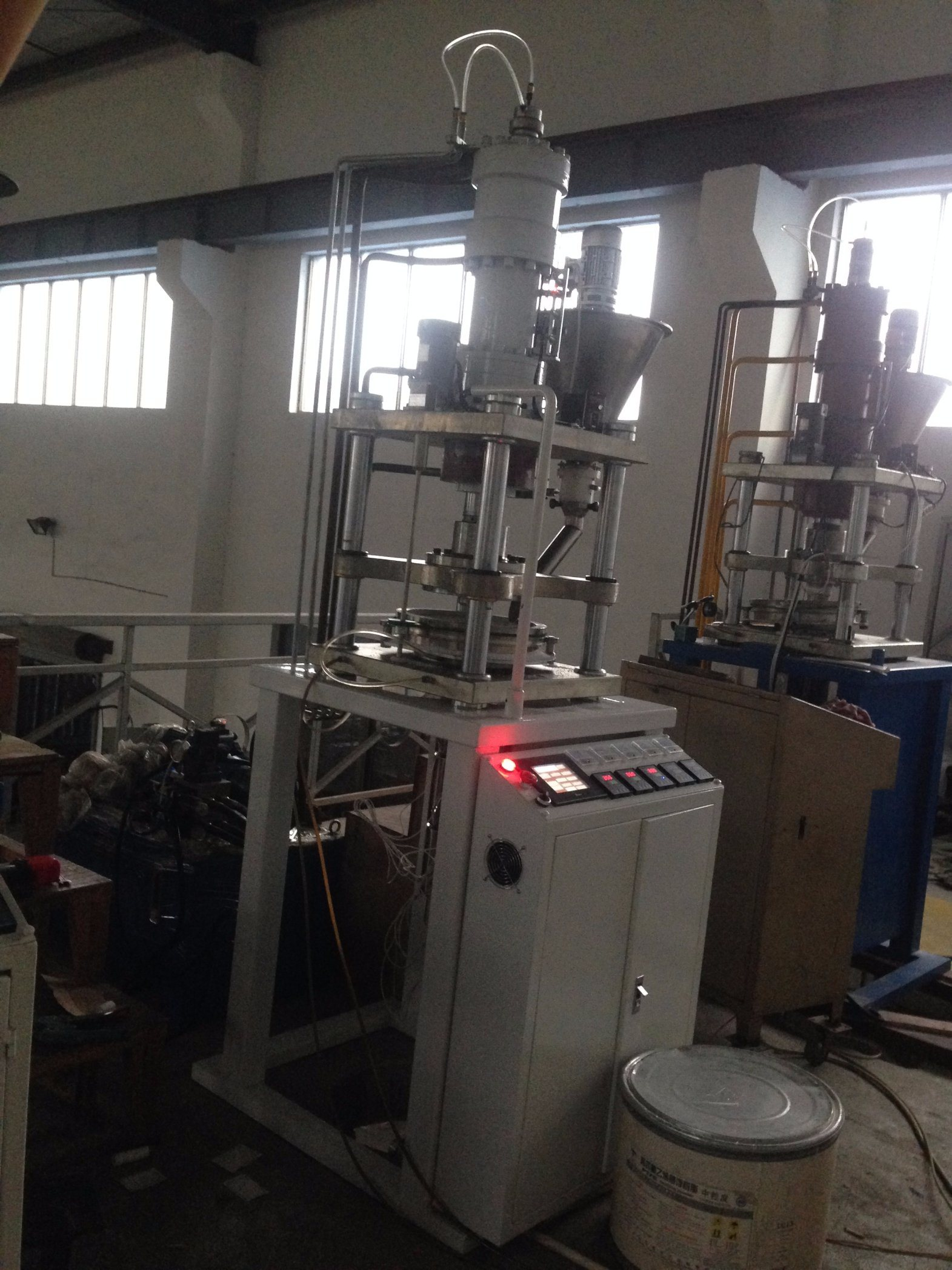 RAM Extrusion Machine for PTFE Tube