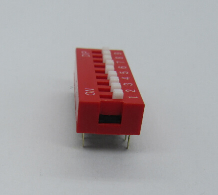 Switch 9-Way DIP Ds-09