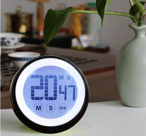 Touch Screen Big Time Countdown-up Timer