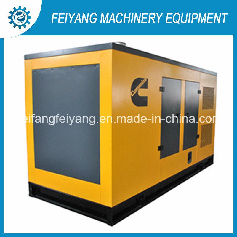 Soundproof Diesel Generator Set 285kVA 290kVA 310kVA