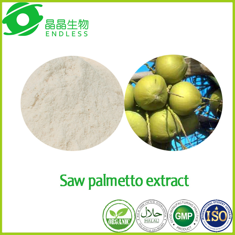 Plant Extract Saw Palmetto Extract to Activate The Immune