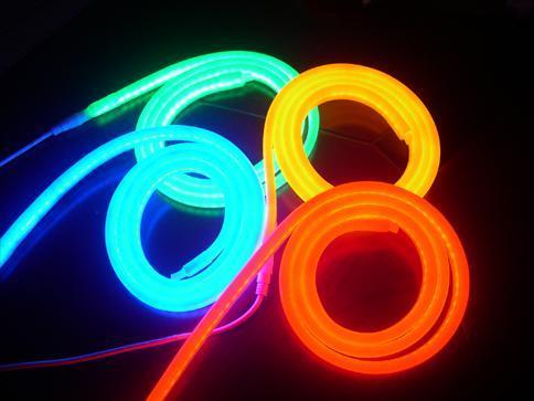 China LED Neon Rope Color jacket China Led Neon Neon Flex #0: LED Neon Rope Color jacket