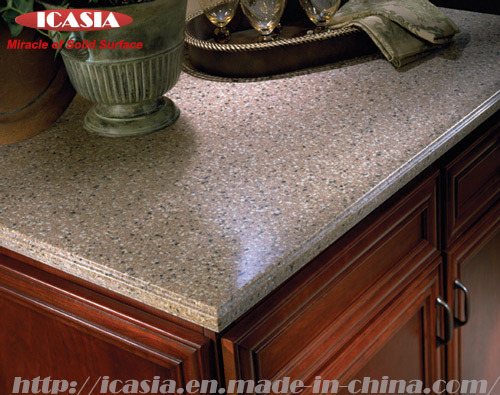 China Corian Solid Surface Countertop China Solid