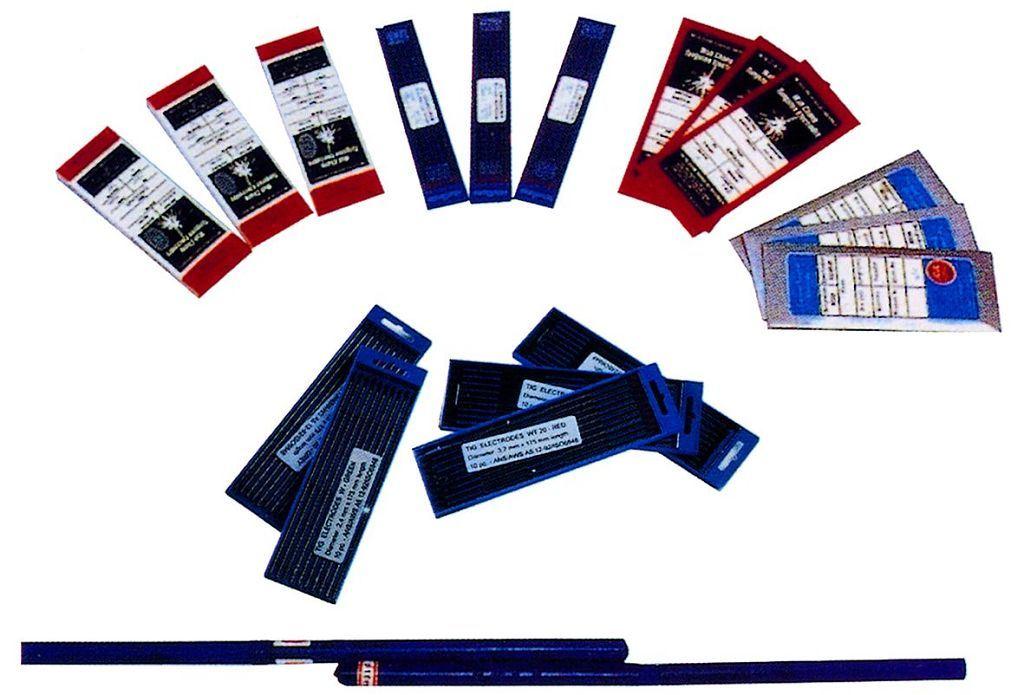 Tungsten Electrode for Welding Accessories