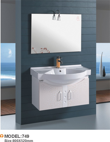 pvc plastic bathroom cabinet 749 china pvc bathroom