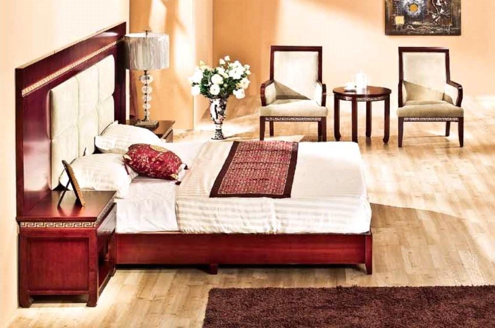 Meubles en bois chinois cinq toiles de chambre coucher for Chambre a coucher 5 etoiles tunisie