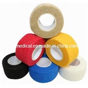Easy Hand Tear Non Woven Cohesive Bandage