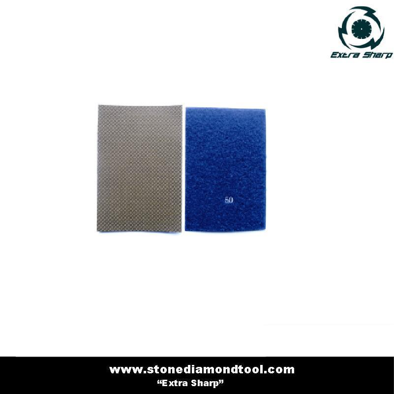 Hand Pad Diamond Electroplated Sand Paper