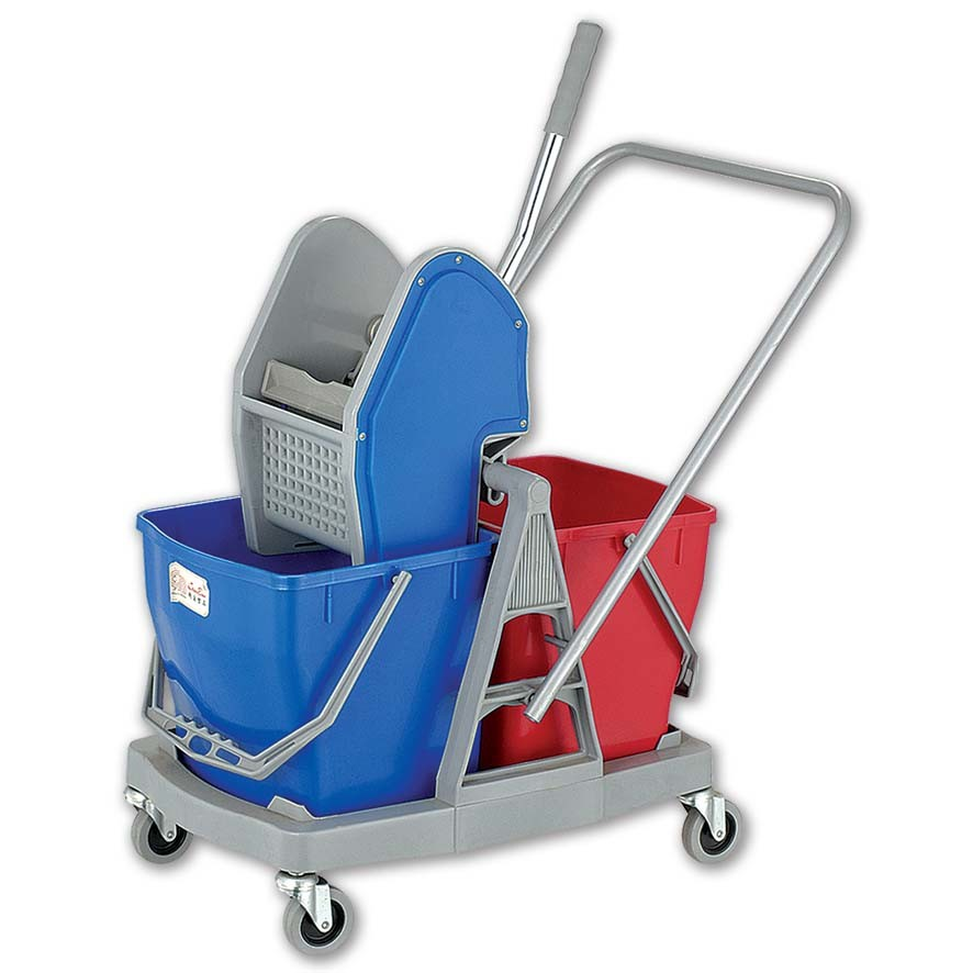 wringer report Shop for homcom 5 gallon janitor mop bucket w/ down press wringer  report  verified purchase this bucket is durable and rolls easy on my tile floor.