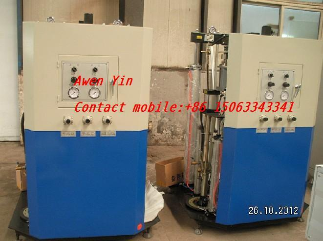 Bicomponent Sealant Extruder Machine / Double Glass Machine (ST02/03/04)