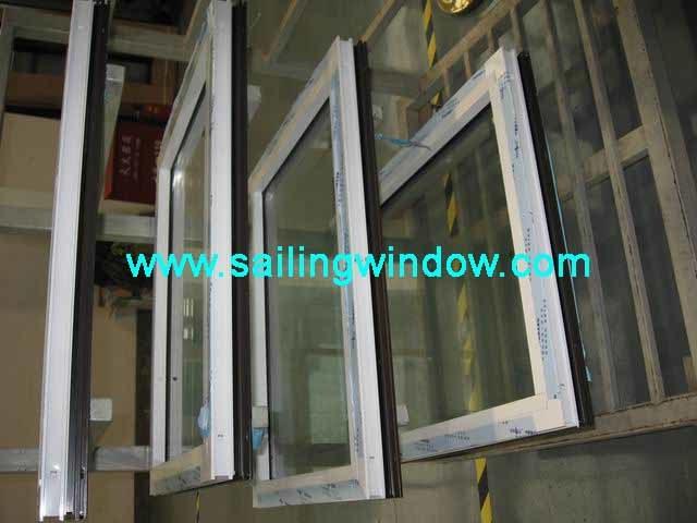 Aluminium Window - Fixed Casement Window