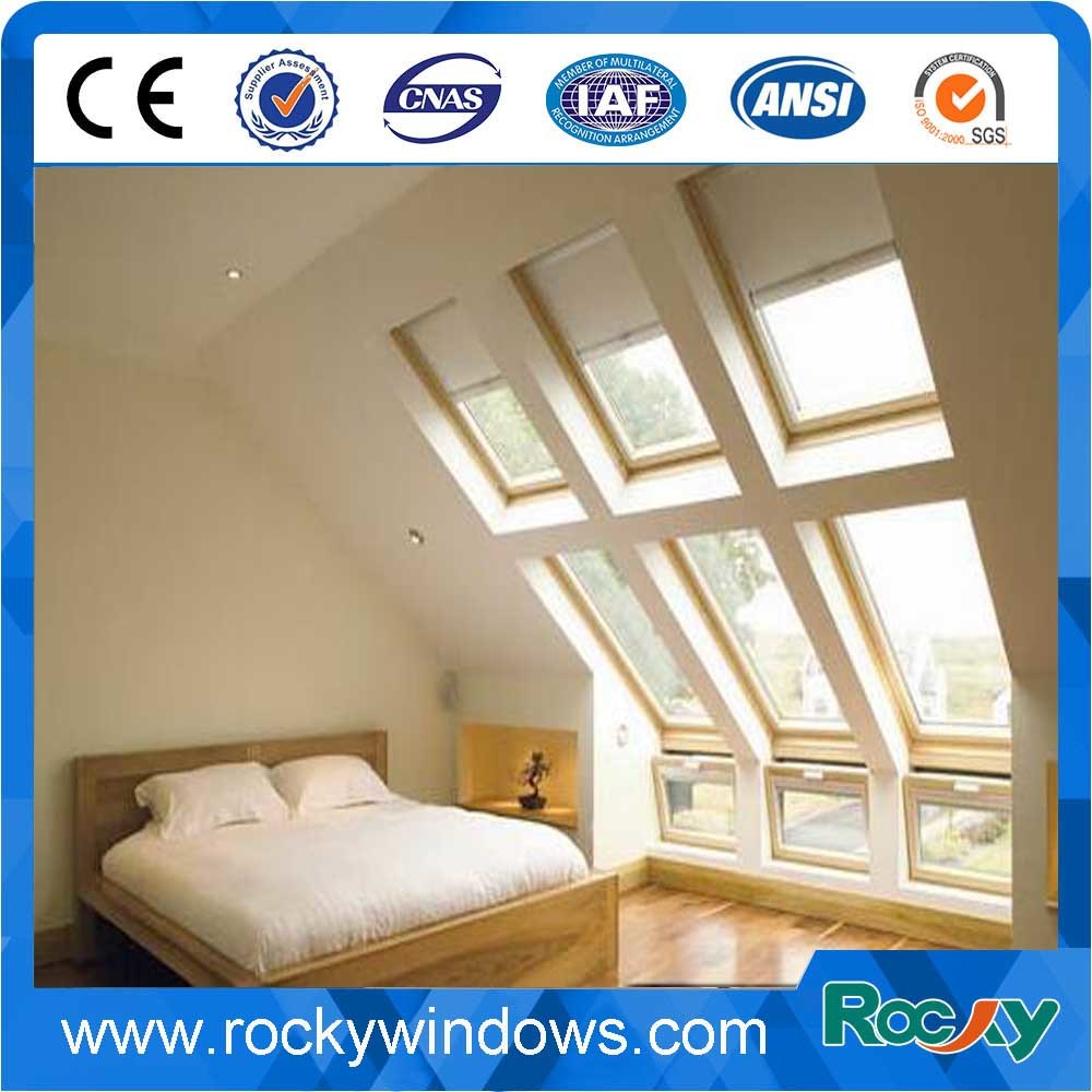 China Facyory PVC Roof Window