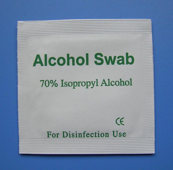 China Alcohol Swab (A-02) - China Alcohol Swab, Alcohol Pad