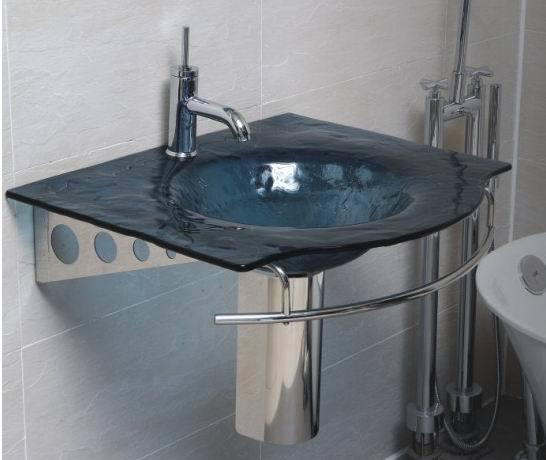 glass sinks. Glass Sink (7604)