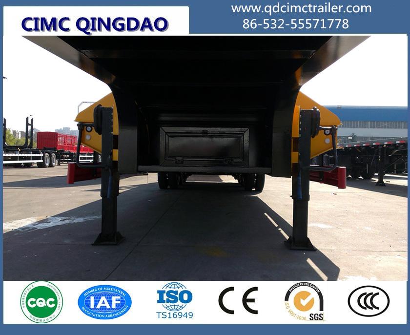 China Supplier Excavator Transport Trailer for Sale