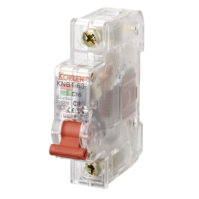 Knb1-63 Miniature Circuit Breaker