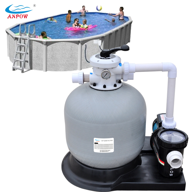 how to connect above ground pool pump and filter