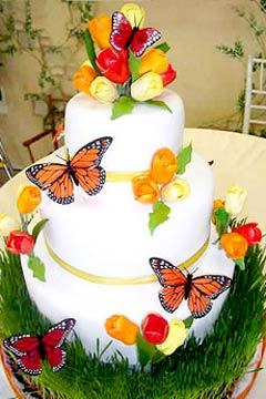 Butterfly Wedding Cake Decorations on Wedding Cake Butterfly Decorations   1   China Wedding Butterfly