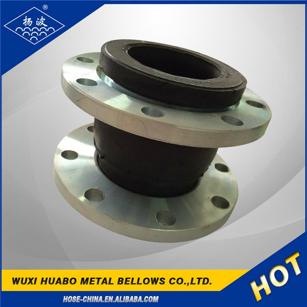 Flexible Rubber Expansion Joint Pipe