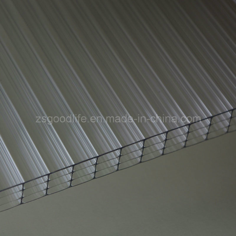 Good Life Durable Polycarbonate Sheet for Greenhouse Project in Japan