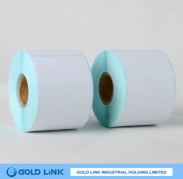 Self-Adhesive Art Paper Label Sticker