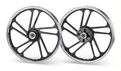 17 Inches for Alloy Wheel