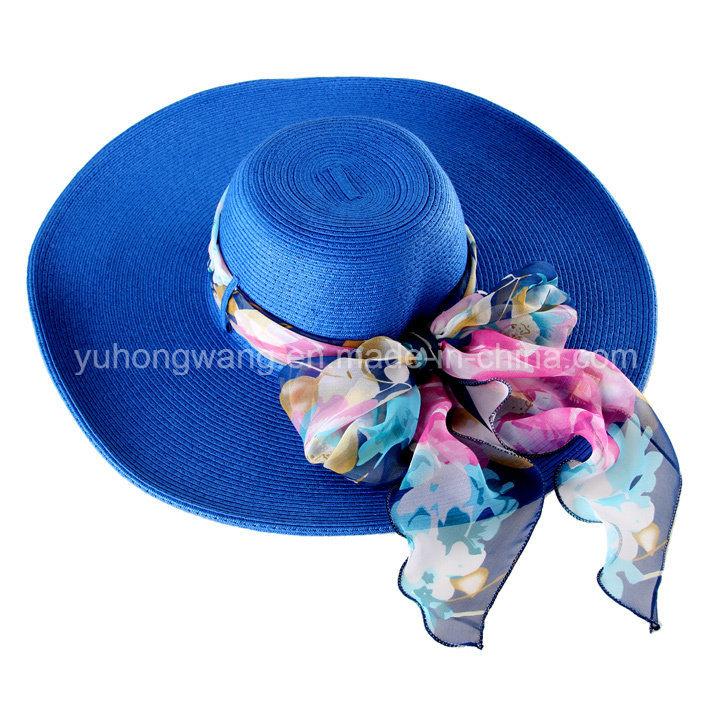 Wholesale Beautiful Lady Straw Hat, Summer Sports Baseball Cap