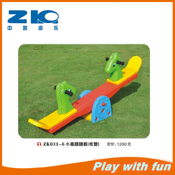 Good Quality Plastic Seesaw on Sell