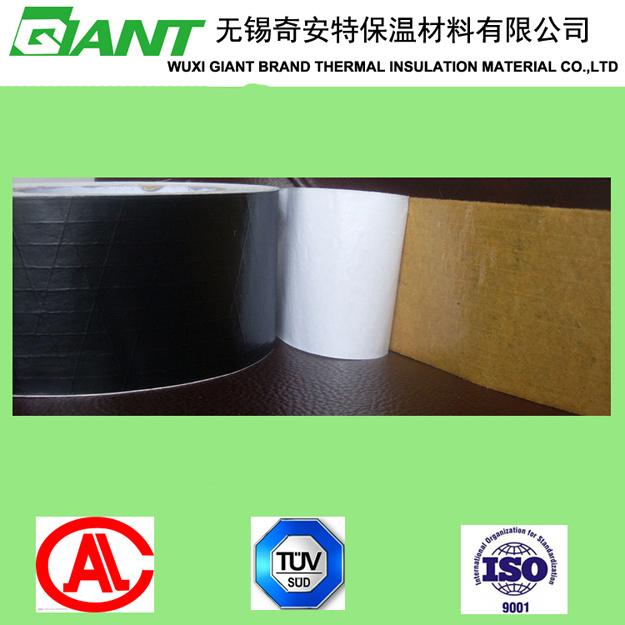 Black PVC Scrim Krat Tape