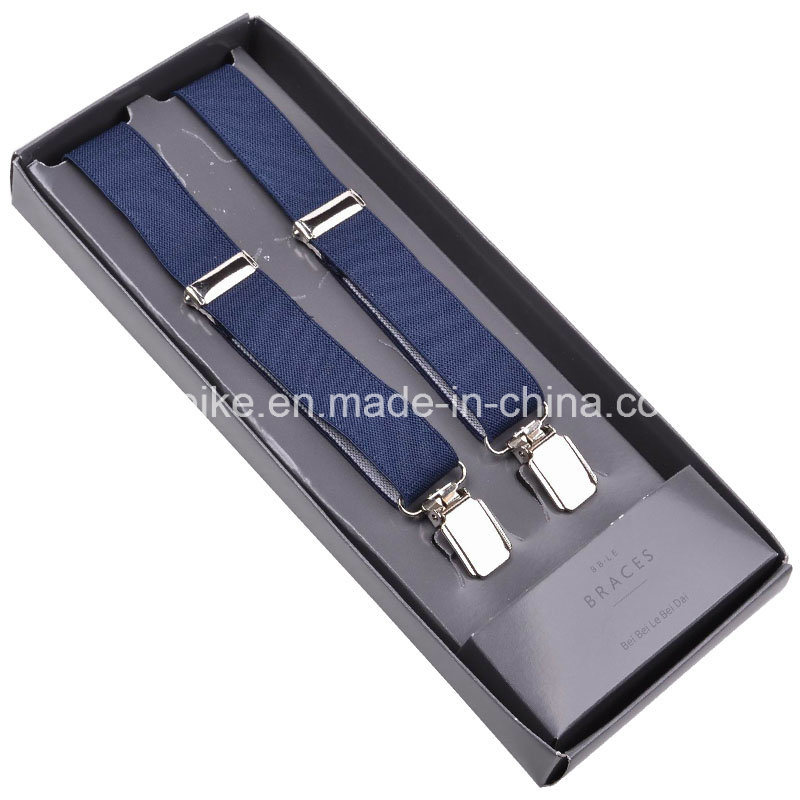 Newest Unisex Fashion Elastic Suspenders 120cm*2.5cm