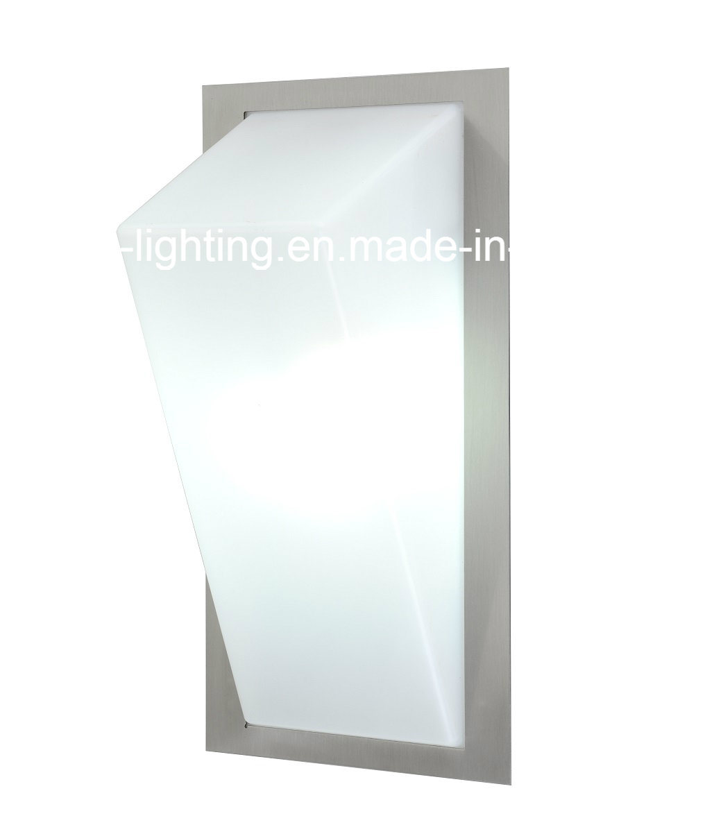 E27 PC Shade Outdoor Light with Ce Certificate (AM-SS1022B)