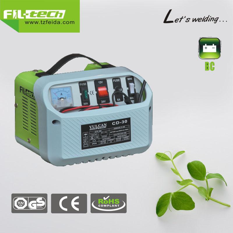 12V/24V AC Car Battery Charger Widely Usage (CD-10/15/18/20/30/40/50)