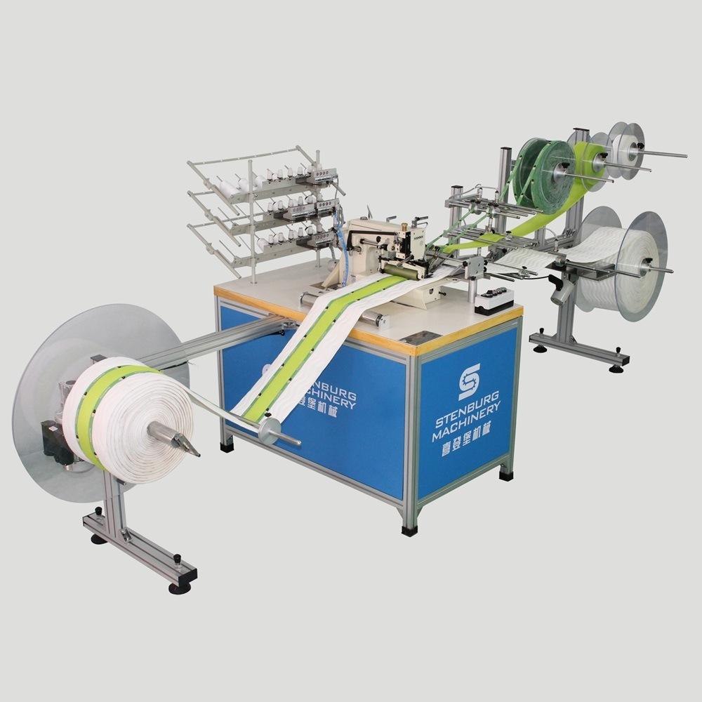 Mattress Border Tape Sewing Machine (WY-2A)