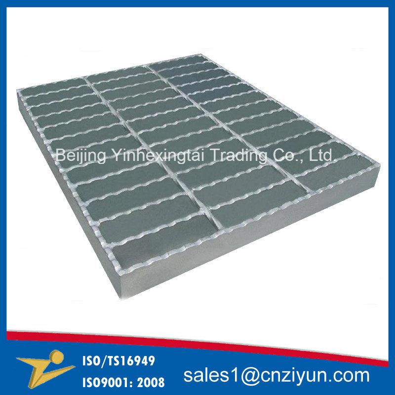 OEM Galvanized Steel Grating Plate