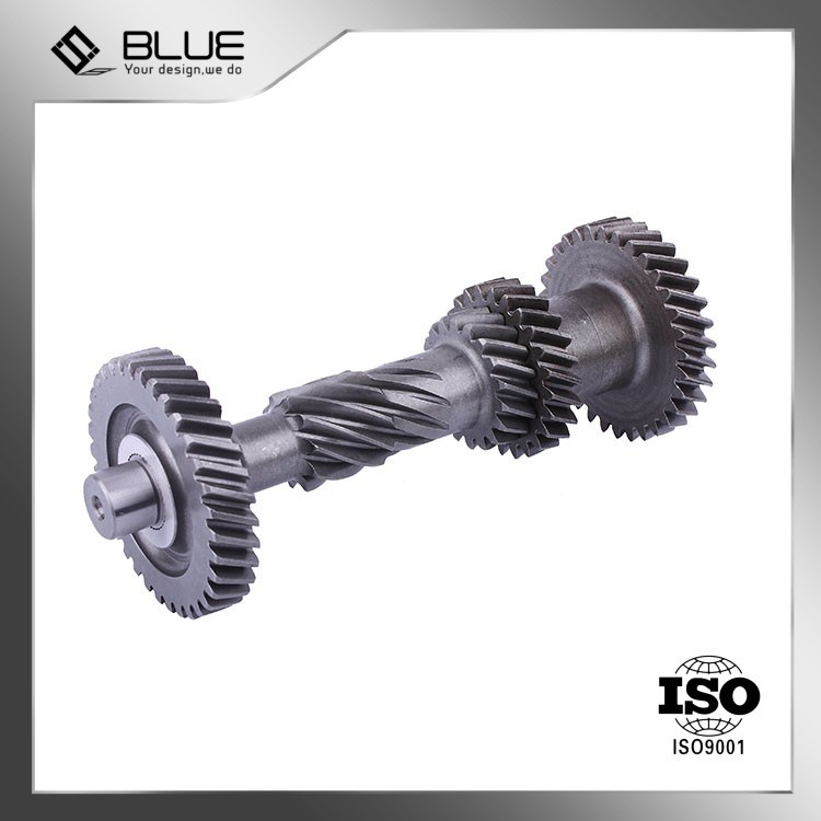 Transmission Gear-China Precision Carburizing Gear Shaft with