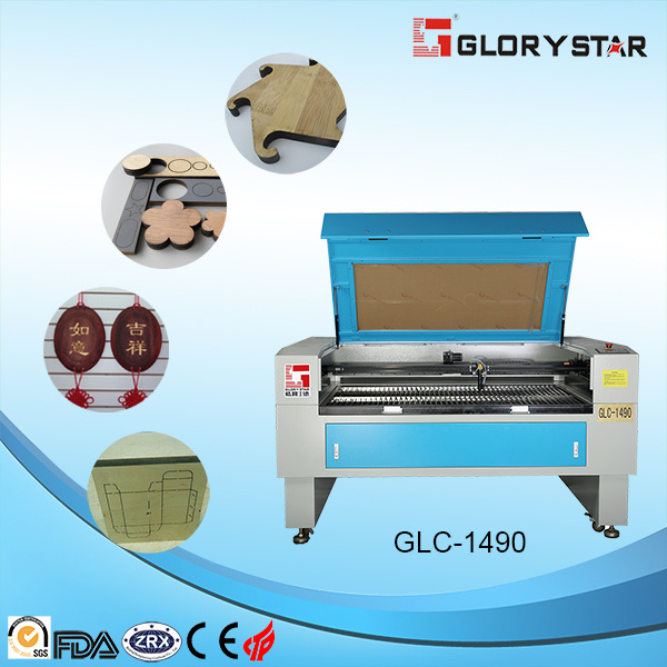 Glorystar 130watt Cut 12mm Acrylic Laser Cutting for Advertising