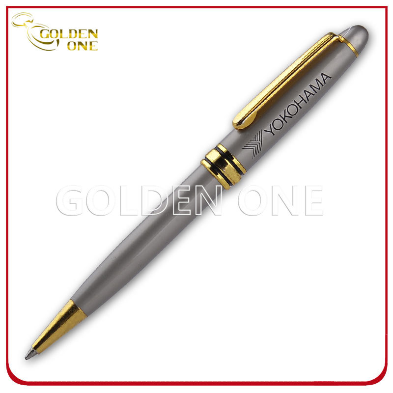 Customized Printed Top Quality Executive Gift Metal Ball Pen
