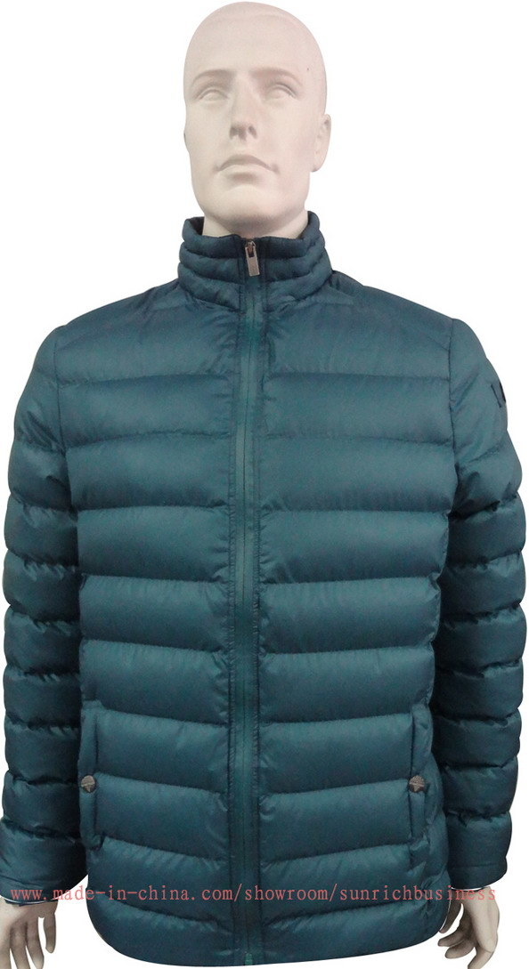 Men′s Winter Medium Padded Jacket (G001)