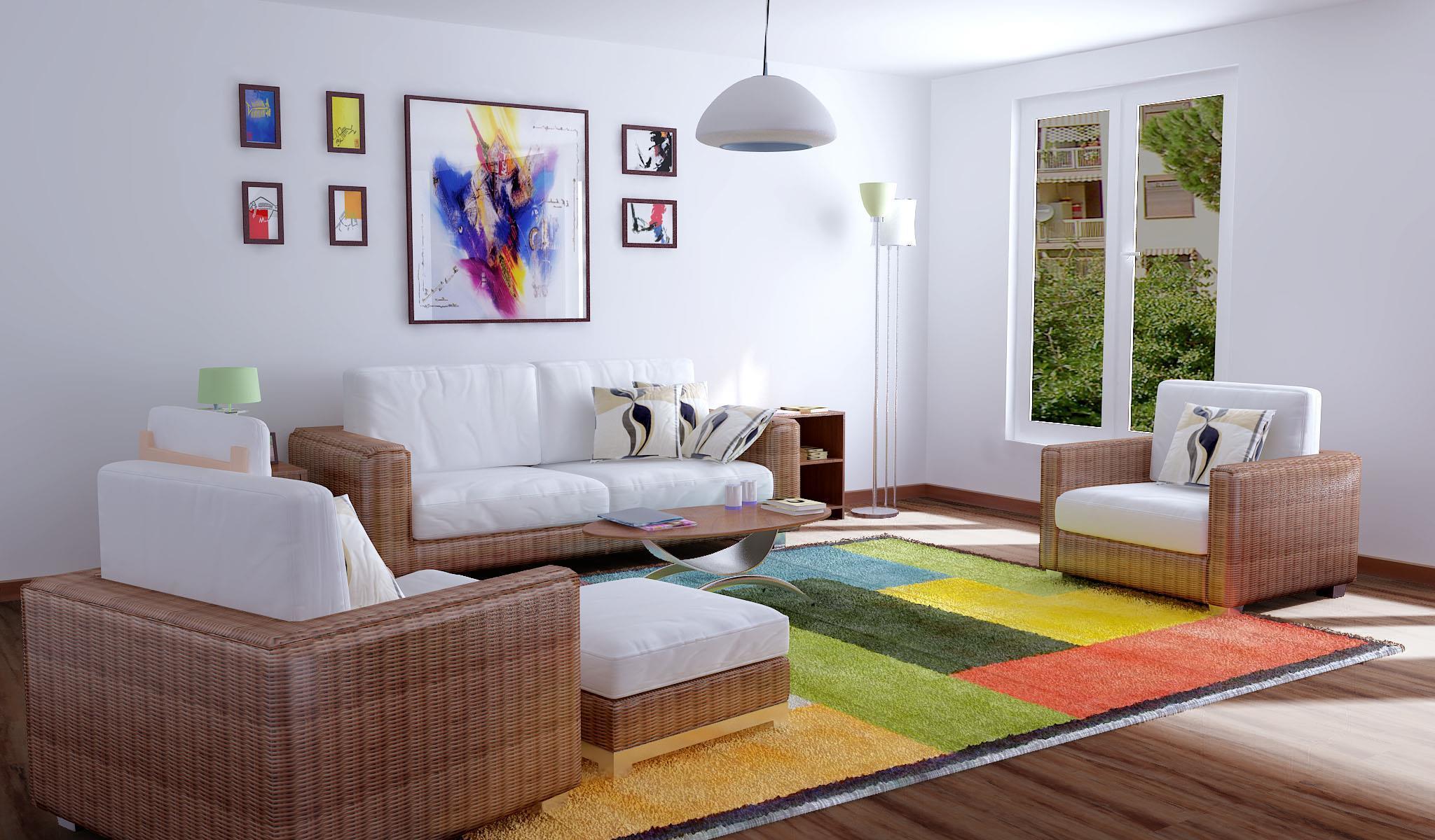 Durable PVC Vinyl Lvt Click Flooring UV Coated for Sports / Kindergarten