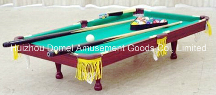 Wooden Mini Billiard Table (DBT3C10)