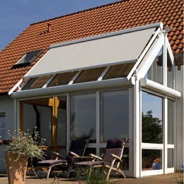 Outdoor Motorised Roof Sunshade