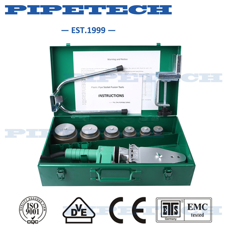 63mm Plastic Pipe Socket Fusion Welding Tool