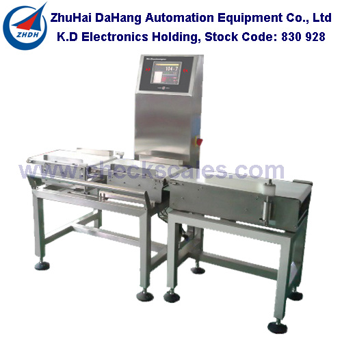 Reliable and Stable Checkweighing Solution with High Accuracy