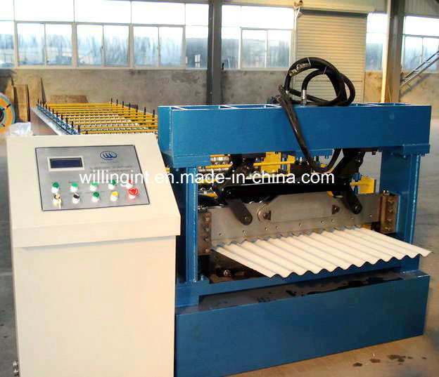 Corrugated Sheet Cold Forming Machine