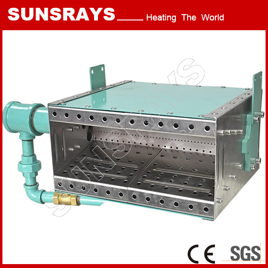 Industrial Gas Burner Hot Blast Oven E-20