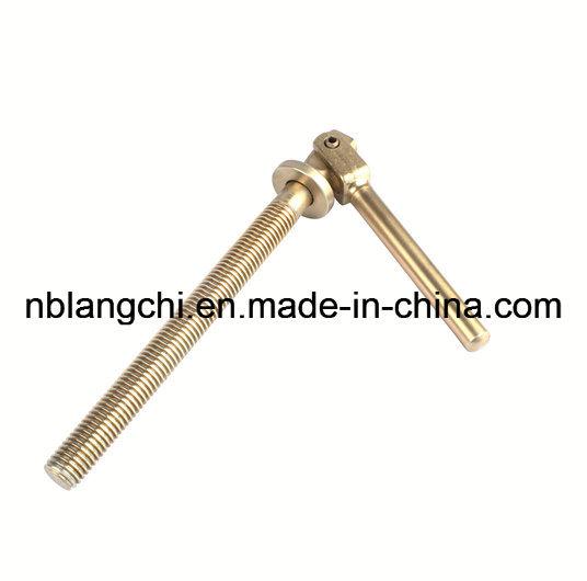 Non-Standard Trapezoidal Thread Rod Shaft Adjusted Lead Screw