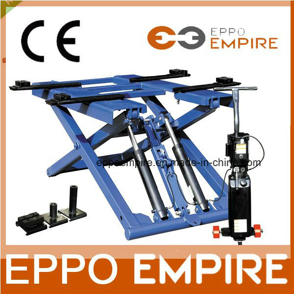 Ce Approved Auto Repair Tools Lifting Equipment Scissor Car Lift