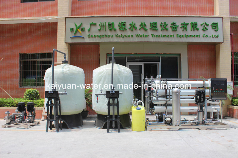 Factory Direct Sale 12t/H Water Filter System RO Water Making Machine