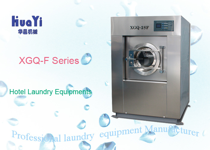 Full Stainless Steel Industrial 50kg Automatic Laundry Washing Machine